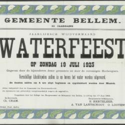 Waterfeest Bellem
