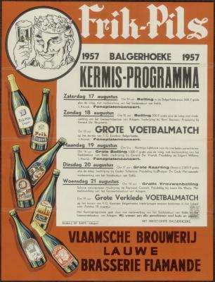 Kermis-programma Balgerhoeke
