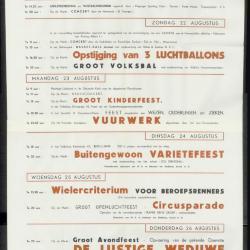Programma 1968 Eeklo