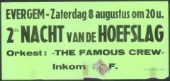 2° nacht van de hoefslag Evergem