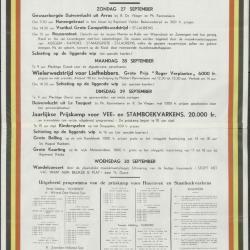 Kermisprogramma Sint-Laureins
