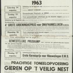 Gemeentekermis 1964 Kaprijke