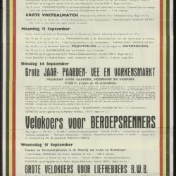 Paaschkermis 1938 Waarschoot