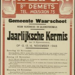 Kermis Waerschoot